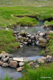 Natural Pools by Pools In The Westfjords Of Iceland A Selection Of The