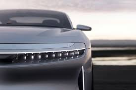 Best Affordable Car Interior Lucid Air Luxury Ev Electric Sedan