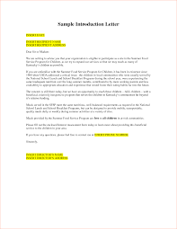 7 introduction letter sample memo formats
