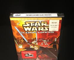 star wars clone wars vol 2 dvd 2005 ebay