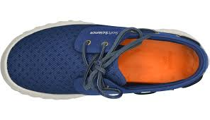 Most Comfortable Boat Shoes For Men Softscience Fishing Shoe The Fin Sturdy Comfortable Lace Up