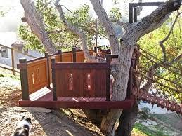 Tree House Backyard by Best 25 Tree Deck Ideas On Pinterest Orchard Design Tree House