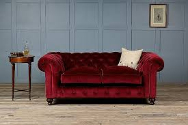 Fabric Chesterfield Sofa Bed Velvet Chesterfield Sofa Bed New St George Velvet Fabric