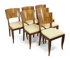 Walnut Dining Room Chairs Dining Room Bathroom Extraordinary Art Deco Dining Room