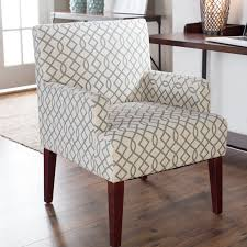 Grey And White Accent Chair Surprising Grey And White Accent Chair With Additional Modern