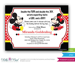 minnie mouse baby shower invitations baby shower mickey and minnie mouse baby shower invitation