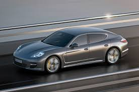 porsche car panamera the fastest production sedan in the world featured at 2011 new