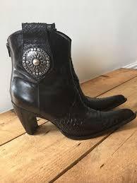 womens cowboy boots ebay uk 42 best janes images on janes black leather