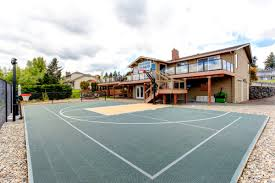 8 easy steps to build a home basketball court