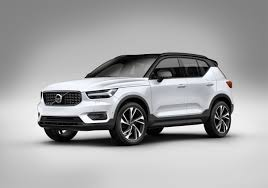 volvo email volvo unveils xc40 to rival jaguar u0027s e pace suv the week uk