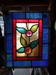 Antique Stained Glass Door by Stained Glass Window Panels For Sale Foter