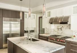 Glass Kitchen Pendant Lights Nava Custom Blown Glass Kitchen Pendant Lights Modern