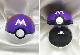 pokeball engagement ring 20 geeky engagement rings and boxes no geeky girl can refuse