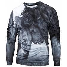 3d lion print online for sale gearbest com