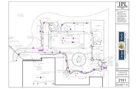 Landscape Lighting Plan Garden Pool Deck Lawn Pool Designs Landscaping Pool Patio Design