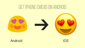 ios emojis on android how to get iphone emojis on android without rooting