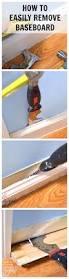 Laminate Floor Door Edging Strips Home Tips Mdf Door Trim How To Remove Baseboard