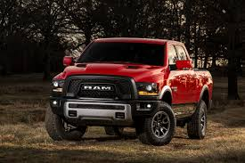 baja truck suspension the 2015 ram rebel has an off road air suspension among other