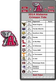 best 25 alabama football schedule 2014 ideas on