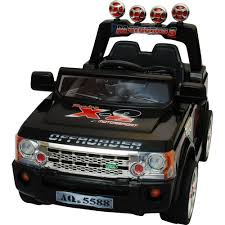 jeep range rover black range rover style ride on car kids electric car 12 volt twin