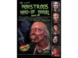 Colleges For Special Effects Makeup This Book Will Become The College Text Book For Makeup Special