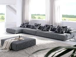 Abbyson Sectional Sofa Grey Fabric Sectional Sofa Gustav Ashfield Modern Light Abbyson