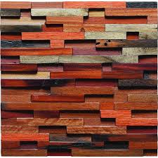 wall backsplash irregular tiles mosaic tiles wall designed aesthetic red backsplash tile