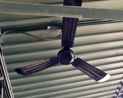 Commercial Outdoor Ceiling Fans by Ceiling Fans Keep Things Cool For Baseball Faithful Blog