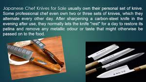 japanese chef knives for sale youtube