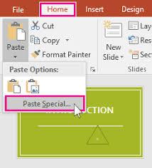 Home Design Show Excel Insert Excel Data In Powerpoint Powerpoint