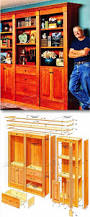 Fine Woodworking Bookcase Plans by Best 20 Bookcase Plans Ideas On Pinterest Build A Bookcase