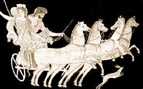 image gallery hades greek god chariot