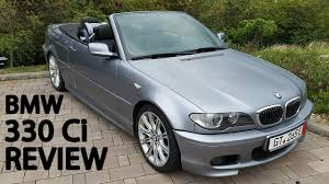 2002 bmw 330ci review bmw 330ci cabrio in depth review