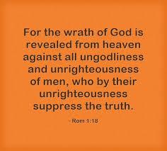 7 bible verses god u0027s wrath