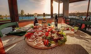 ristoro la dispensa menu biologico con vino igt ristoro le tamerici groupon