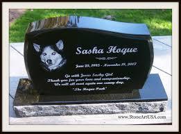 r i p sasha new ideas for pet grave stones custom made