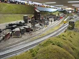 medina railroad museum ho scale model layout 46 model