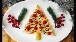 easy christmas recipe how to make a nutella twist christmas tree