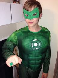 costume super center deluxe green lantern costume review who