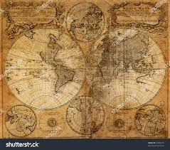Old Map Old Map1746 Stock Photo 53380159 Shutterstock