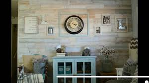 diy peel and stick wood planked wall