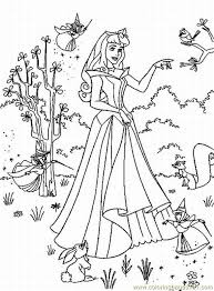 sleeping beauty 57 coloring free sleeping beauty coloring