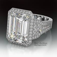 5 engagement ring 5 carat engagement rings by bez ambar