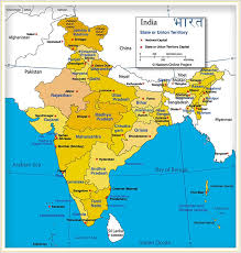 Ancient India Map Tribal Languages In India U2013 Introduction 1 4
