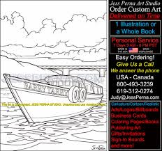 order boat line art coloring pages black and white illustrations