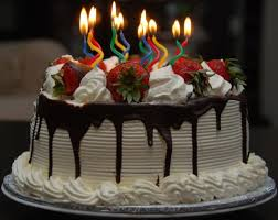birthday cake candles free images