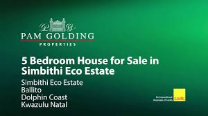 5 bedroom house for sale in simbithi eco estate pam golding