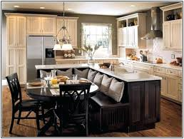 kitchen island seating ideas kitchen island table with seating design ideas bauapp co