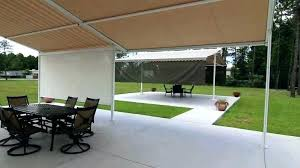 diy retractable awning u2013 simplir me