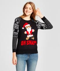 sweater target the likes of